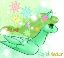 Pastel Nectar by Hooplang
