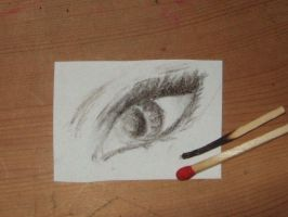 little eye by Anamika-xx3