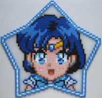 Sailor Mercury by PlasticPixel