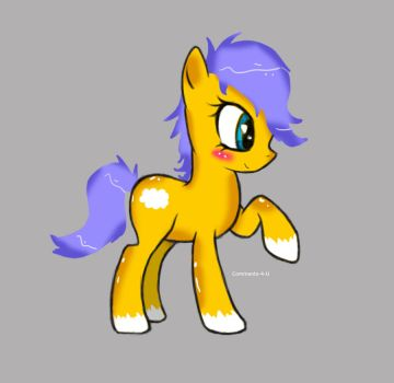 Pony Adopt CLOSED by Comments-4-U