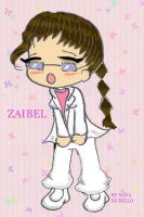 Zaibel by Pauly-chan