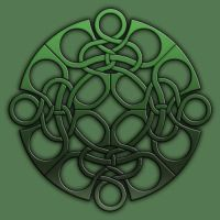 Celtic Pattern by xennavor