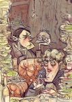 Withnail and I - 01 by littlecrow