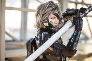 Raiden NYCC 2 by ProVoltageCosplay