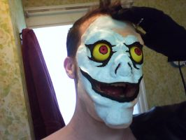 ryuk test mask by blueeyedfreak