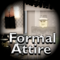 [LOGO] Formal Attire by Kevin-Yoshi