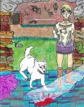Halloween 2015: Haunting Ground/Demento by Halowing