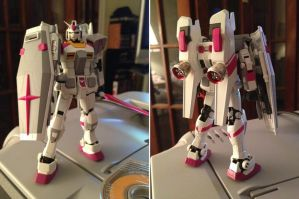 RG RX-78- White Unicorn - Complete by lupesisagundam