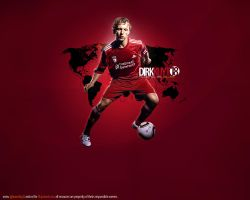 Dirk Kuyt with nsl by Orzeu