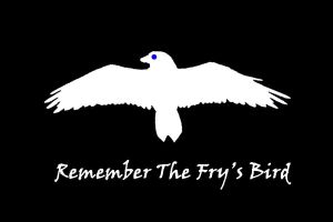 Rememer the Fry's Bird by shayde1