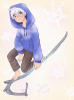 Jack Frost by Drawing-Heart