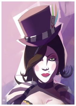 MAD MOXXI by Ben-Olive