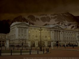 Buckingham Palace by srg11