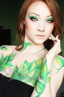 Poison Ivy by MadeULookbylex