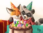 Feliz Cumple by pandapaco