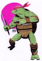 Raph by ActionHankBeard