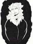 Dio Looks Good In Feathers by OwlCreme