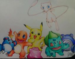 Claires Pokemon Pictures by BlackAngel101
