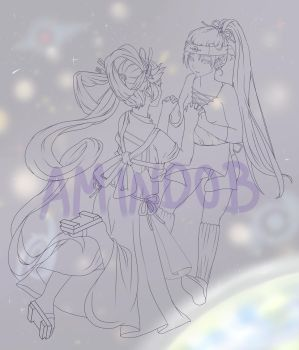 How do they breathe tho (wip) by Aminoob