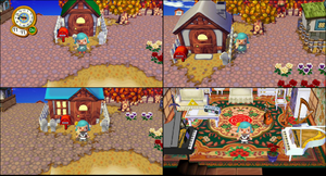 Animal Crossing Screenshots by MelodyCrystel