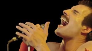 Freddie Mercury-The Queen of voice by Valeharris