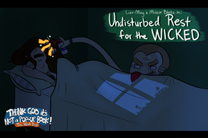 Webcomic Time with Lurr-May and Missur Blatz by TheCupcake-Queen