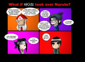 Naruto: 4KIDS IN CHARGE? by Neodusk