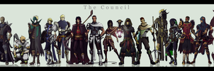 The Council - Updated by ajsandland