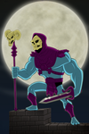 Skeletor by payno0