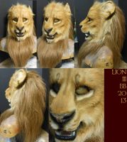 Lion III by Magpieb0nes