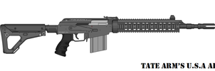 Tate Arm's AK-308 by GeneralTate