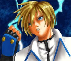 Ky Kiske - Rage Of Lightning by Reinhart-31