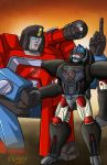 TFcon 2011:  Primal Perception by ninjatron