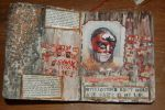 Art Journal Fourth Page by RaheHeul