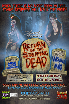 Return of the Stripping Dead by rekit
