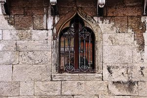 Venice - arch window by gameover2009