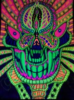 Psychedelic Blacklight Art v.3 by John-Mickelson