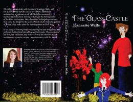 The Glass Castle - Book Jacket by CyberEagleWarrior
