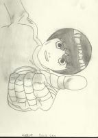 Rock Lee by SofiaHaase