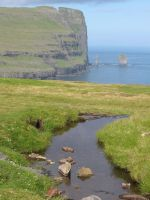 View of the Faroes by Jezhawk-stock