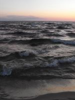 Lake Michigan at Sunset 37 by ArrsistableStock
