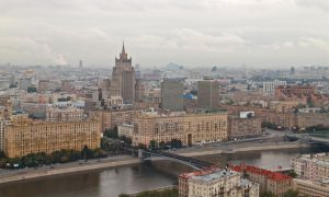 Moscow view 4 by Rogue-alien