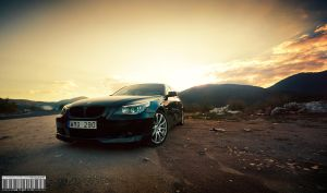 BMW 5 series by dejz0r