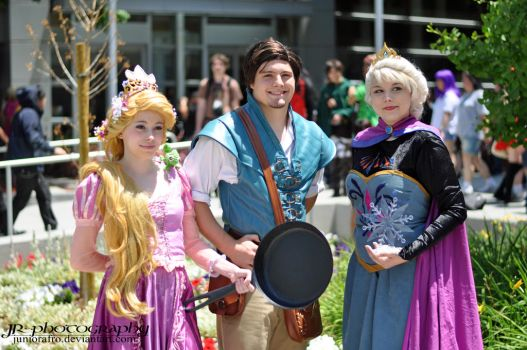 Fanime 2014 : Faces of Cosplay_0161 by JuniorAfro