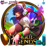 Arcade Ahri Dock Icon by OutlawNinja