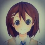 Hirasawa Yui- K-on by thumbelin0811