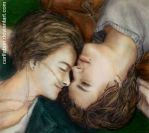 The Fault in Our Stars by carlfabon