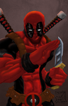 Deadpool by xWolfsSpiritx