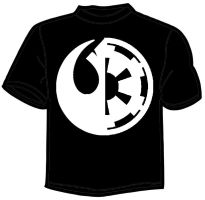 --StarWarsMashupInverted-- Shirt Design by Kylar-ban-Durzo