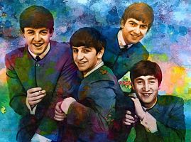 The Beatles ~1963 by Priapo40